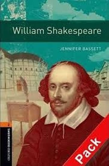 OXBL 2 William Shakespeare CD Pack