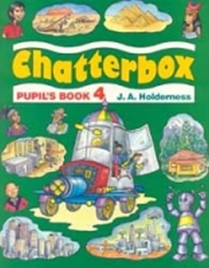 CHATTERBOX 4 PB