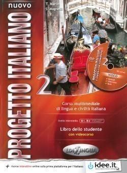 NUOVO 2 PROGETTO ITALIANO + CD