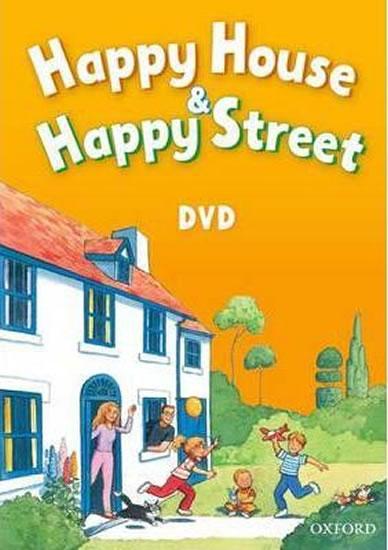 HAPPY HOUSE/HAPPY STREET DVD