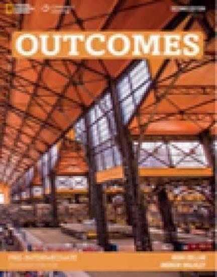 OUTCOMES PRE-INTERMEDIATE STUDENT'S BOOK +DVD
