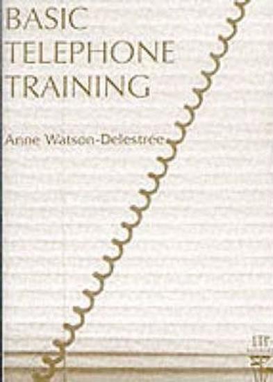 Basic telephone training tape
