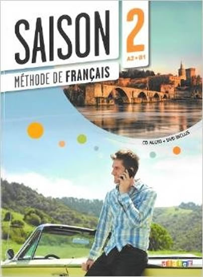 Saison 2(A2-B1)UČ+CD+DVD