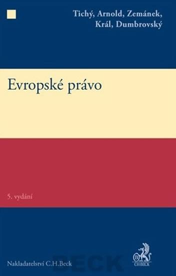 EVROPSKÉ PRÁVO AL11 /C.H.BECK