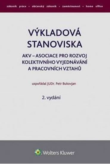 VÝKLADOVÁ STANOVISKA AKV - ASOCIACE PRO ROZVOJ...[2. VYDÁNÍ]