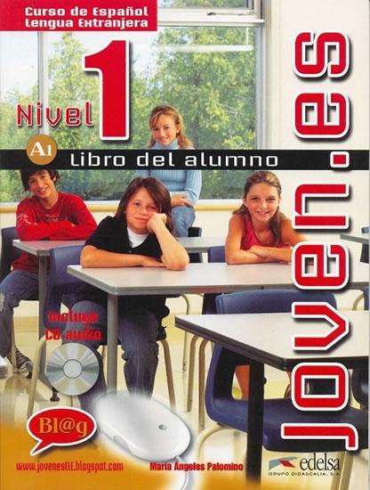 Joven.es 1 Libre del Alumno +CD