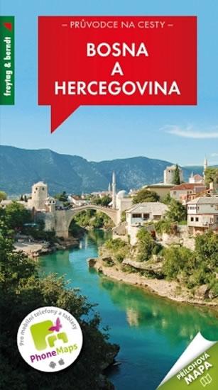 BOSNA A HERCEGOVINA PRŮVODCE NA CESTY