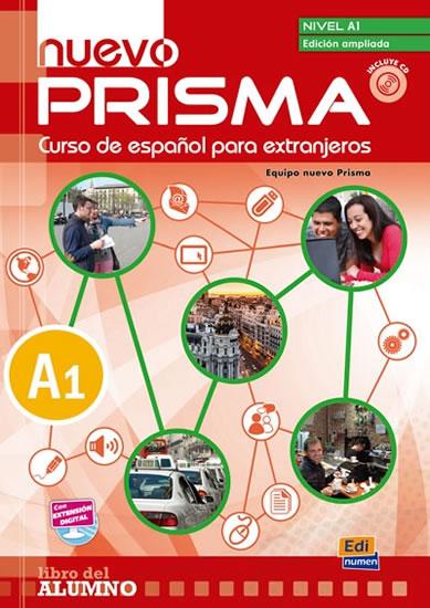 NUEVO PRISMA A1 LIBRO DEL ALUMNO (EDICIÓN AMPLIADA)