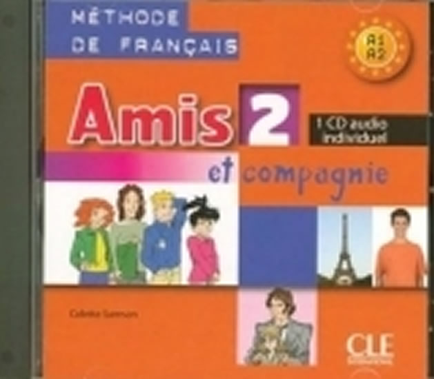 AMIS 2 ET COMPAGNIE CD AUDIO (INDIVIDUEL)