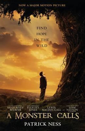 Monster Calls ( Movie tie-in )