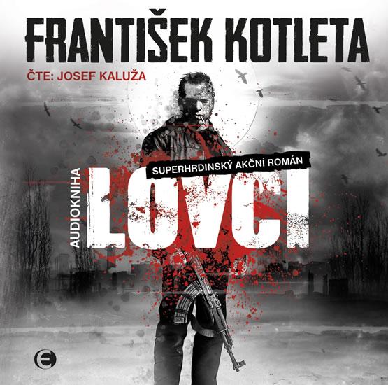 CD Lovci - CDmp3 (Čte Josef Kaluža)