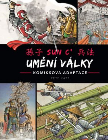 Umění války - komiksová adaptace