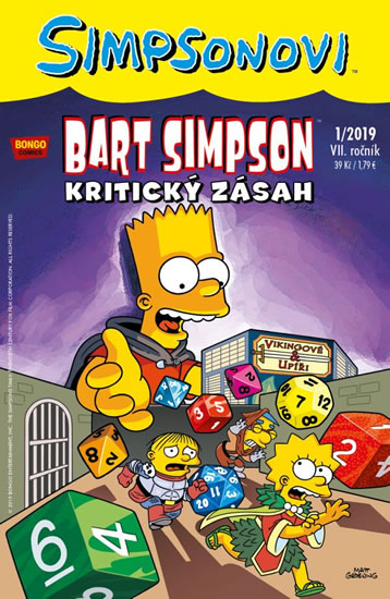 Bart Simpson 65 - 1/2019