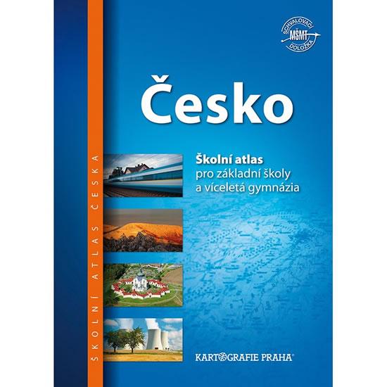 Školní atlas - Česká repuplika, 4.vydání