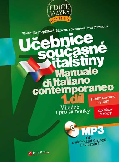 UČEBNICE SOUČASNÉ ITALŠTINY 1.+ MP3