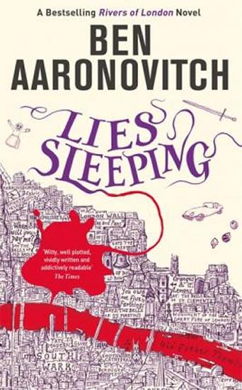 Lies Sleeping : The Seventh Rivers of London novel