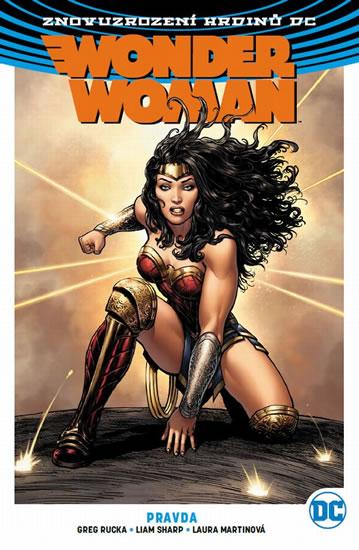 WONDER WOMAN 3 - PRAVDA