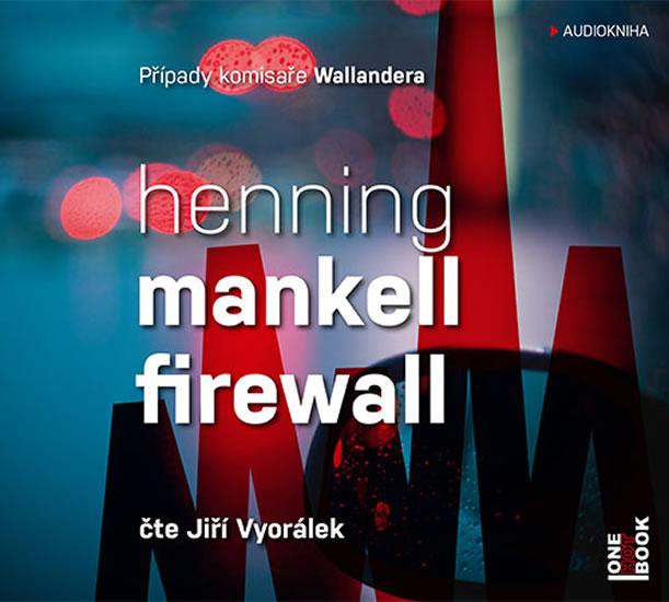 CD Firewall - 2 CDmp3 (Čte Jiří Vyorálek)
