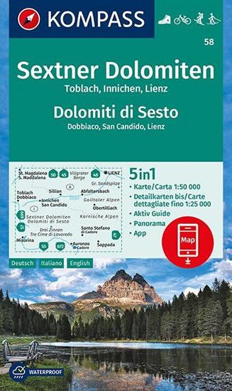 SEXTNER DOLOMITEN/DOLOMITI DI SESTO, TOB