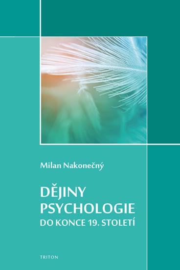 Dějiny psychologie do konce 19.stoltí