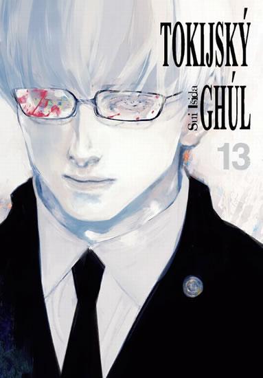 TOKIJSKÝ GHÚL 13