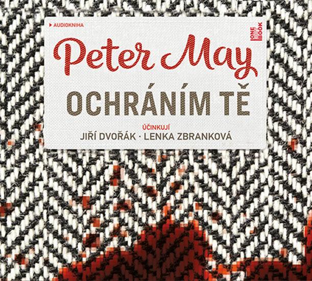 CD Ochráním tě - 2 CDmp3 (Čte Jiří Dvořák a Lenka Zbranková)
