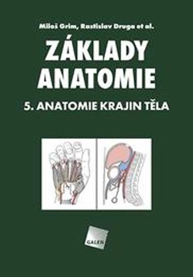 Základy anatomie 5. Anatomie krajin těla