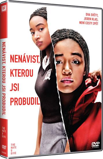 DVD Nenávist,kterou jsi probudil