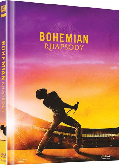 BD Bohemian Rhapsody + kniha