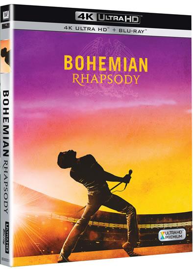 BD+4K Ultra HD Bohemian Rhapsody