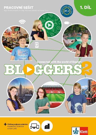BLOGGERS 2 (A1.2) PRACOVNÍ SEŠIT 1+2.DÍL