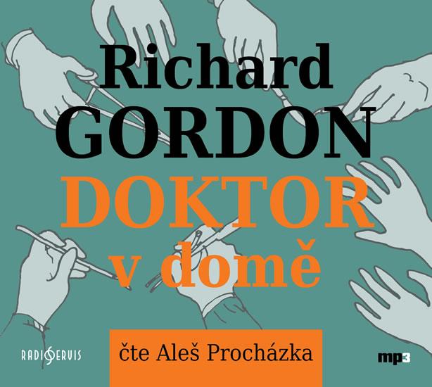 CD Doktor v domě - CDmp3