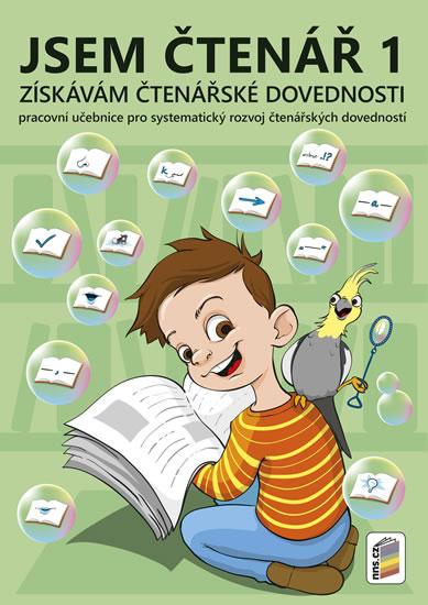 Jsem čtenář 1 - získávám čtenářské dovednosti (pro 2.ročník)