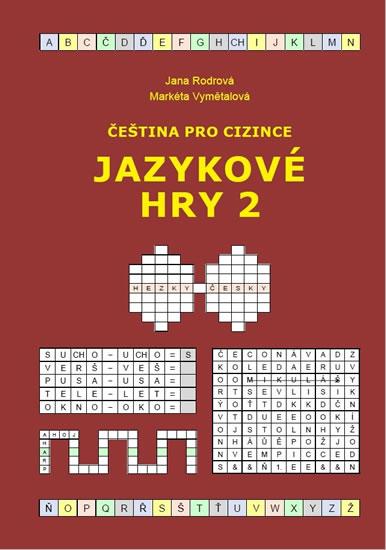 Čeština pro cizince - Jazykové hry 2