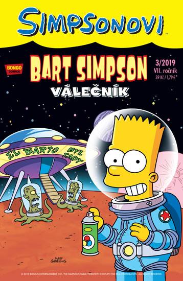 Bart Simpson 3/2019 - Válečník
