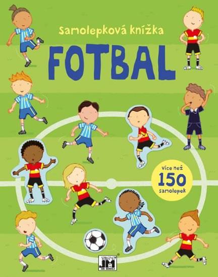 Fotbal - Samolepková knížka