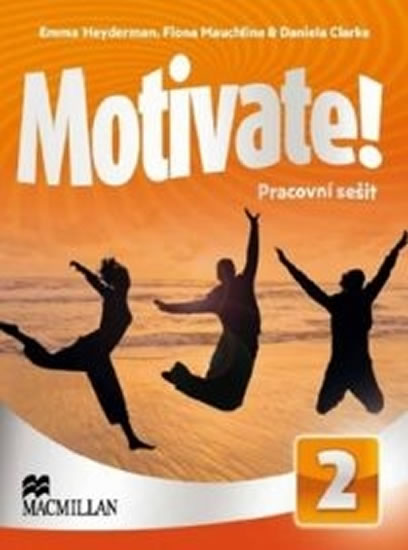 Motivate! 2 Workbook Pack CZECH