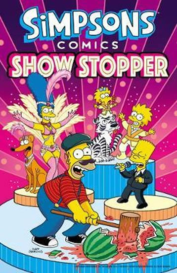 Simpsons Comic: Showstopper