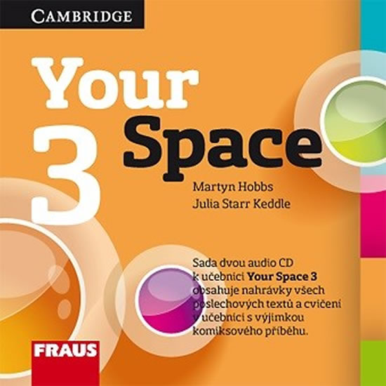 Your Space 3CD