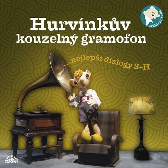 CD Divadlo S+H - Hurvínkův kouzelný gramofon