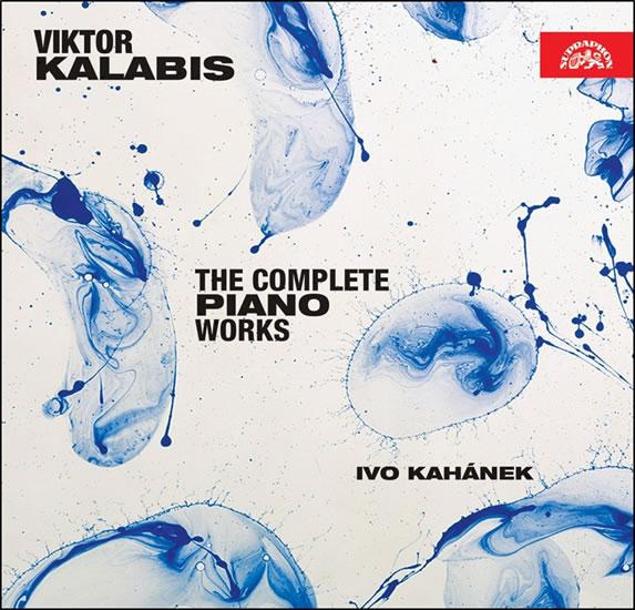 2 CD Viktor Kalabis - Kompletní dílo pro klavír