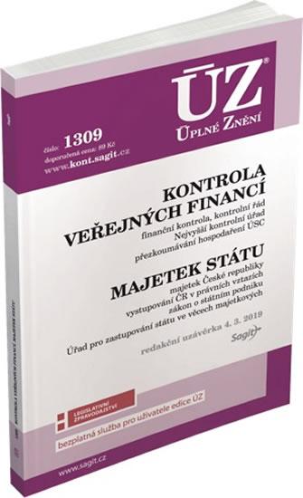 ÚZ 1309 Kontrola veřejných financí