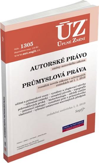 ÚZ 1305 Autorské právo