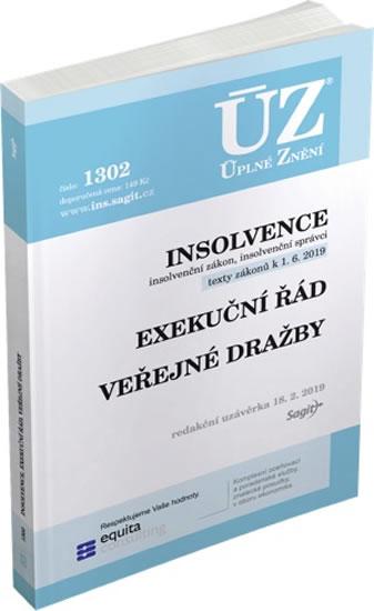 ÚZ 1302 Insolvence