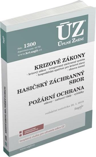 ÚZ 1300 KRIZOVÉ ZÁKONY/SAGIT