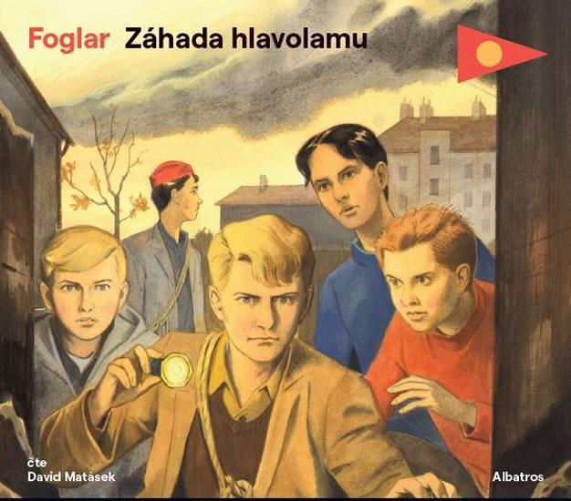 CD ZÁHADA HLAVOLAMU