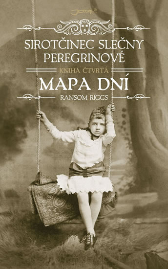 Sirotčinec slečny Peregrinové - Mapa dní
