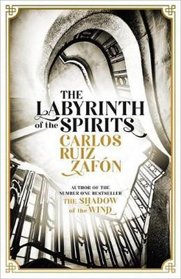 Labyrinth of the spirits PB