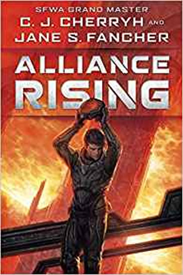 Alliance Rising : The Hinder Stars I
