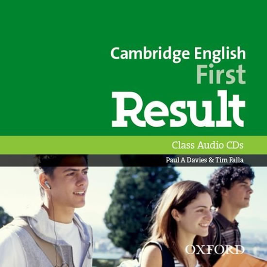 Cambridge English First Result Class